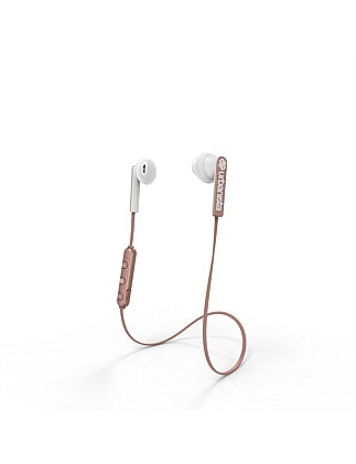 Berlin Bluetooth Earphones - Rose Gold