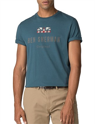 THE ORIGINAL T-SHIRT TEAL