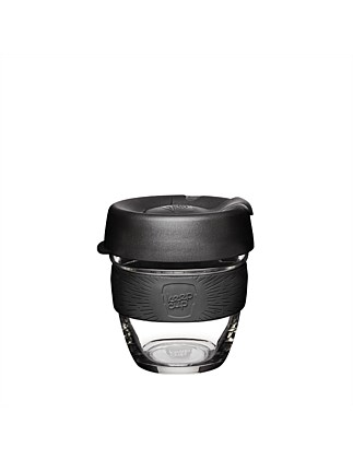 KEEPCUP Brew small reusable coffee cup 227ml - Black