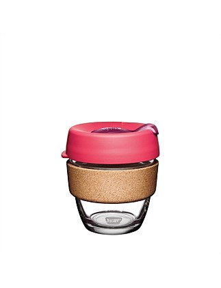 KEEPCUP Brew Cork small reusable coffee cup 227ml - Flutter