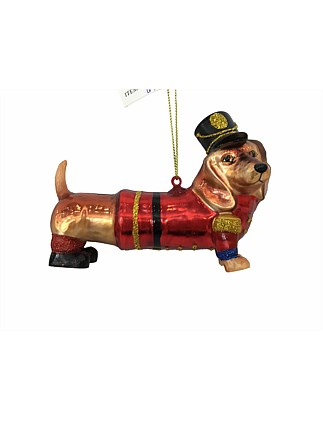 Dachshund Christmas Tree Ornament