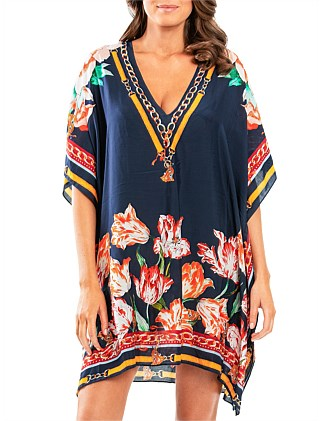 5dfe438042fe8 Beachwear & Kaftans | Cover Ups & Kaftans Online | David Jones