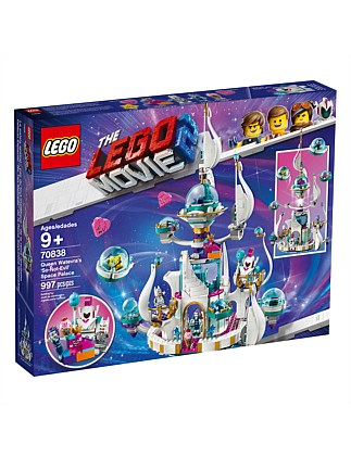 LEGO Movie 2 Queen Watevra's `So-Not-Evil' Space Palace