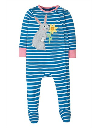 Swoop Babygrow(NB - 12-18M)