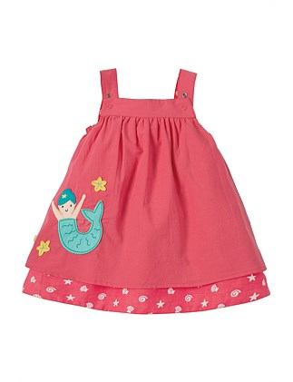 Rosemary Reversible Dress(3-6M - 18-24M)