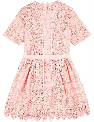 Astrid Lace Dress (8-16 YRS)