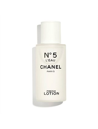 N°5 L'Eau Fresh Lotion
