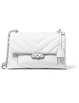 fe158e506fb7 Cece Medium Leather Shoulder Bag. Michael Kors
