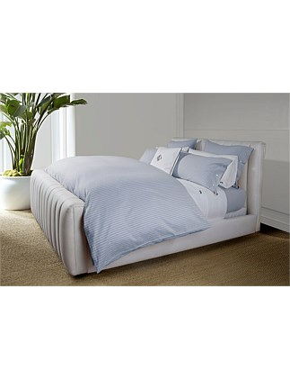 Widestripe Duvet Cover Set Single Bed