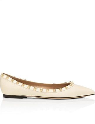 Rose Gold /& Black Leather Sneaker UK 3 /& 7 Paul Smith October Nude