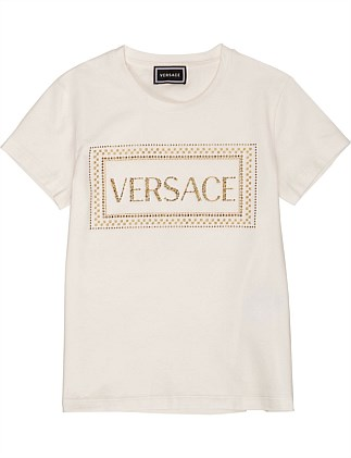 Versace Sparkle Tshirt (6-12 Years)
