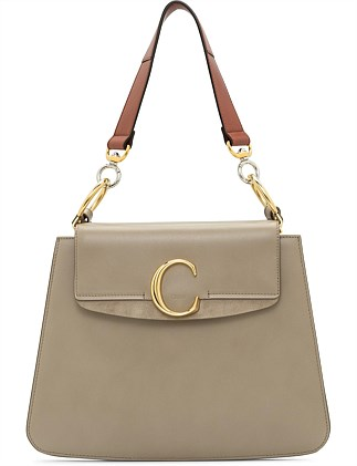 C MEDIUM SHOULDER BAG