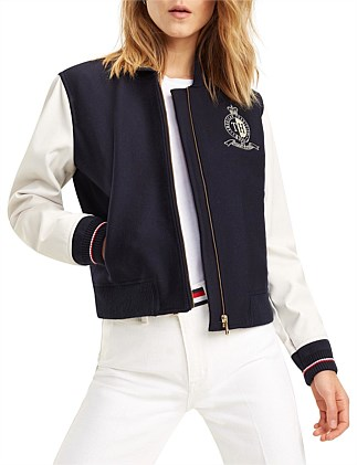 Belle Baseball Jacket