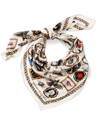 Cameo And Curiosi Scarf