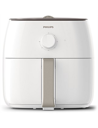 HD9630/21 Airfryer Xxl Twin Turbostar White