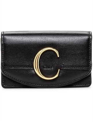 CHLOE C BUSINESS CARD HOLDER