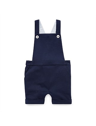 Cotton Interlock Overall (3-24 Months)