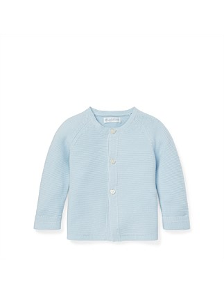 Combed Cotton Cardigan (3-24 Months)