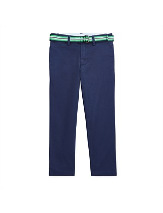 Belted Stretch Skinny Chino (5-7 Years)