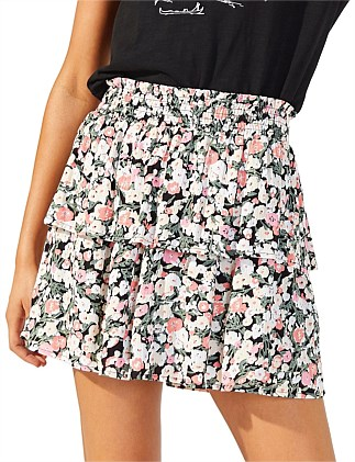 MIDSUMMER ROMANCE MINI SKIRT