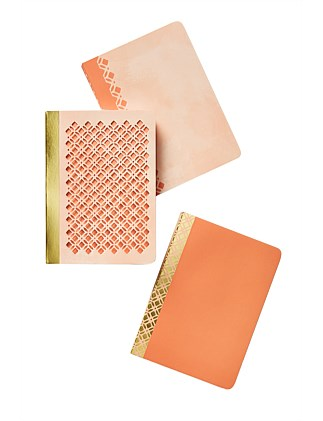 Palm Journal 3 Pack