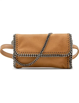 Flap Belt Bag Falab Shaggy Deer