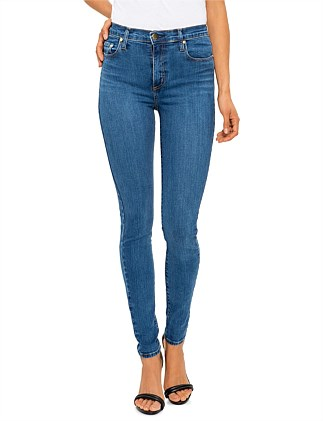 Cult High Rise Skinny Jeans