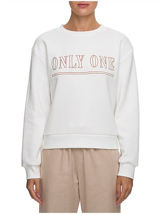 Only One Slogan Sweat