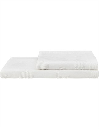 Odell Organic Cotton Cot Blanket