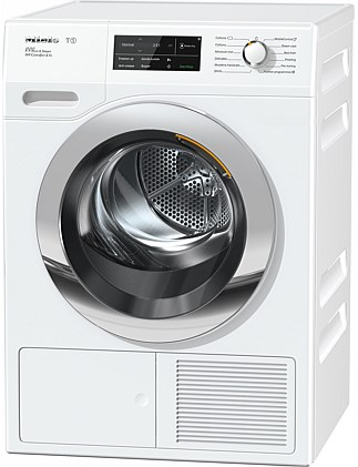 MIELE TCJ690WP 9Kg Tumble Dryer