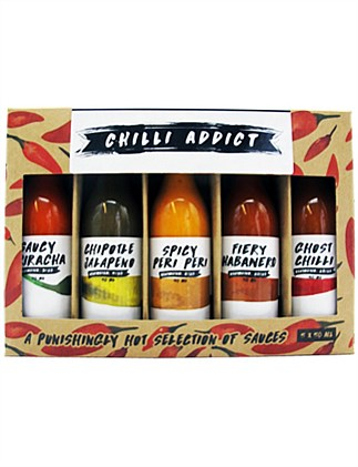 Chilli Addict Sauce Selection 250G