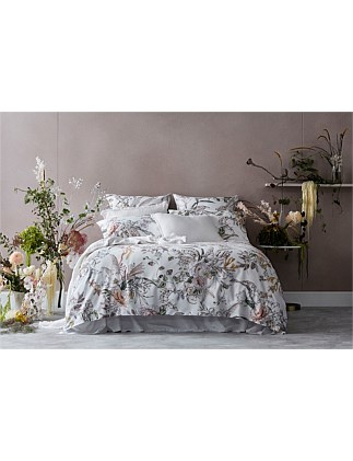 The Botanist Queen Quilt Cover Set
