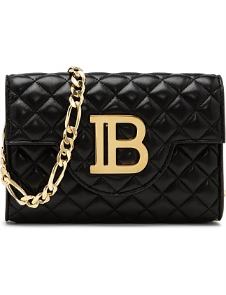 B-ENVELOPE-QUILTED LAMBSKIN