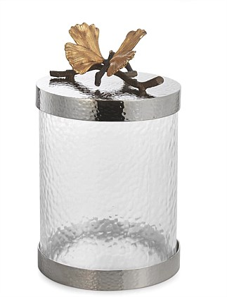 BUTTERFLY GINKGO CANISTER SMALL