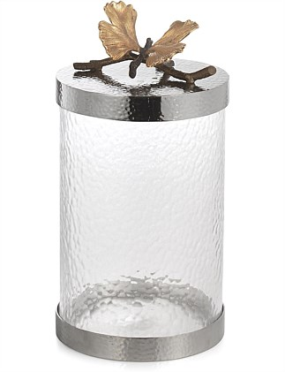 BUTTERFLY GINKGO CANISTER MEDIUM