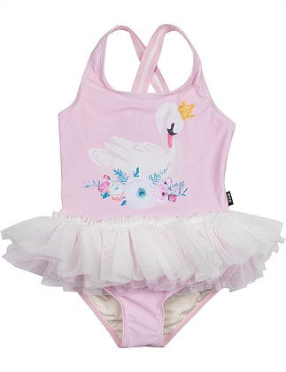 Swannie Tulle One Piece (3-7 Years)