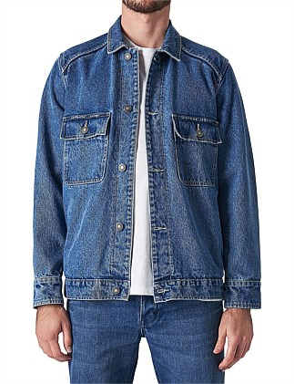 DEAN DENIM JACKET