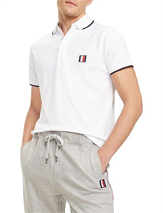 SOPHISTICATED JERSEY SLIM POLO