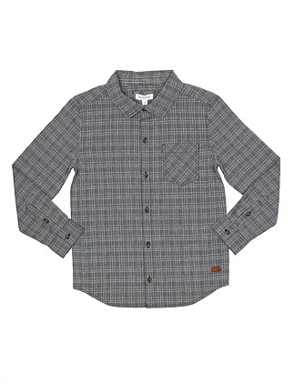 Blake Grid Shirt (Boys 8-16)