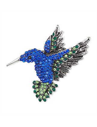 Hummingbird Lapel Pin