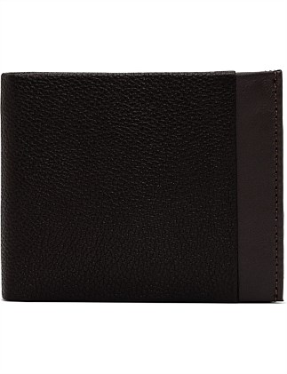 CARNABY TRIFOLD WALLET WITH ID AND COIN