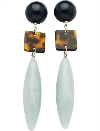 Olivia Multi Resin Earring