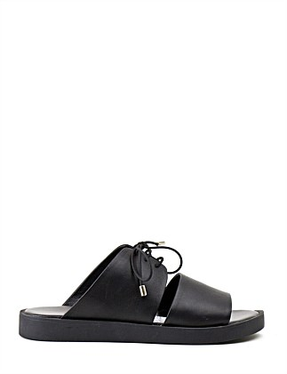 HADLEY LACE UP SLIDE