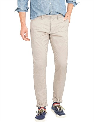 J.Crew 484 Core Stretch Chino