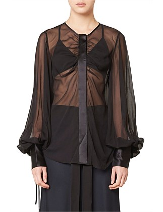 EVE L/S BLOUSE