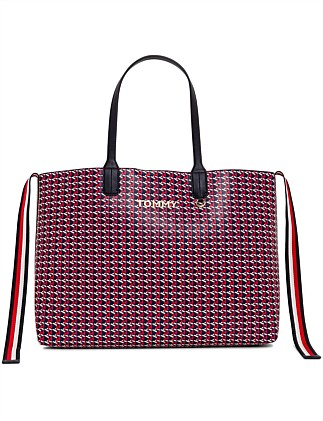 ICONIC TOMMY TOTE MONO