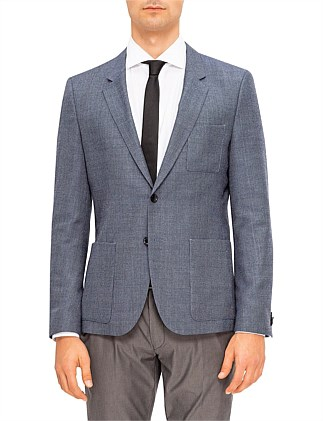2B SV patch pocket blazer