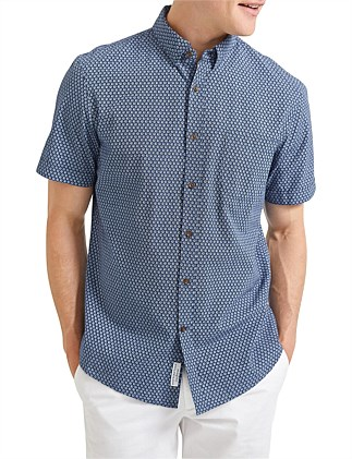 Carl Short Sleeve Shirt