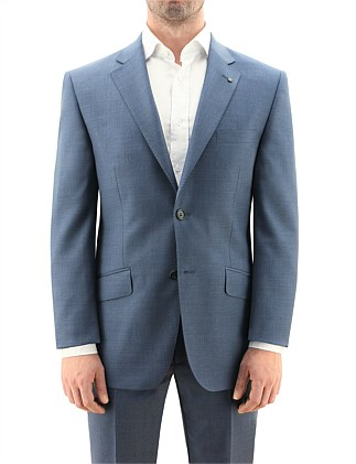 BLUE SUIT JACKET - FULLY LINNED