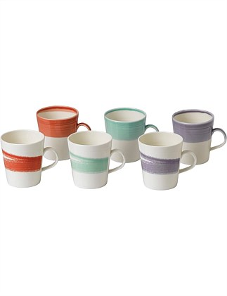 1815 BOLD MUG GRANDE SET OF 6